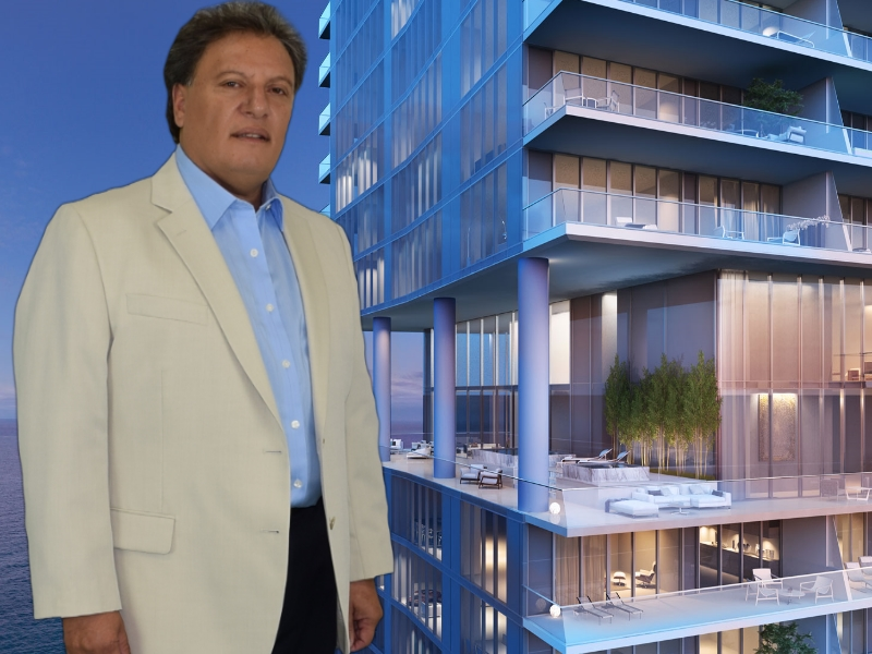 Jorge J Gomez Miami Real Estate Agent Turnberry Ocean Residences for Sale in Sunny Isles Beach, FL